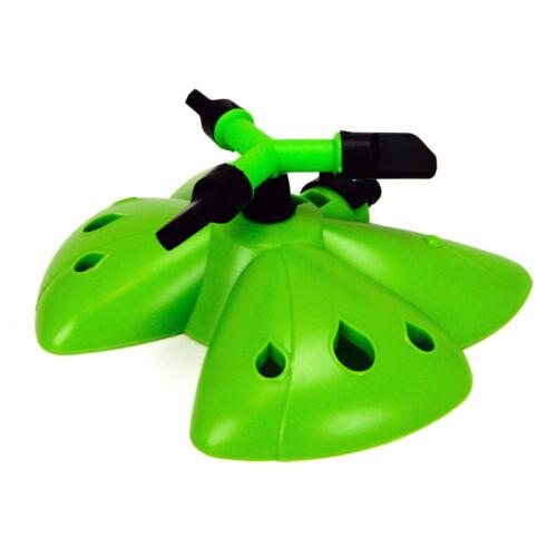 Kreisregner Rasensprenger Sprinkler 3 Armsprinkler Drehsprenger