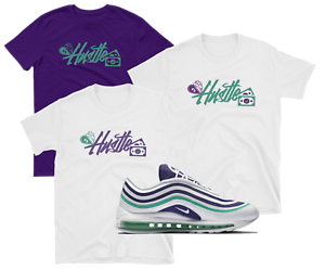 Details about NIKE AIR MAX 97 ULTRA GRAPE KINETIC GREEN