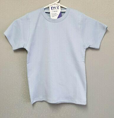 BNWT Boys//Girls Sz 12 LW Reid Pure Cotton Black Long Sleeve School//Sports Top