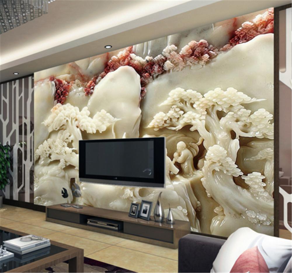 3D Weiß Jade Tree 89 Wallpaper Mural Paper Wall Print Wallpaper Murals UK Carly