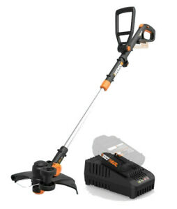 WORX-WG170-2-GT-Revolution-20V-Cordless-Grass-Trimmer-Edger-60-Min-Quick-Charger