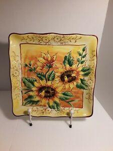 Maxcera-Sunflower-Platter