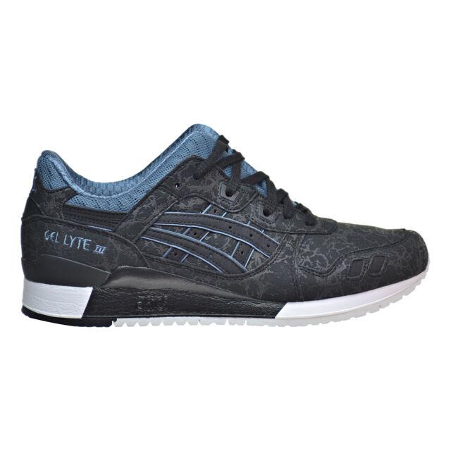 Online Shop Asics Gel Lyte Iii Black Black Men's Shoes