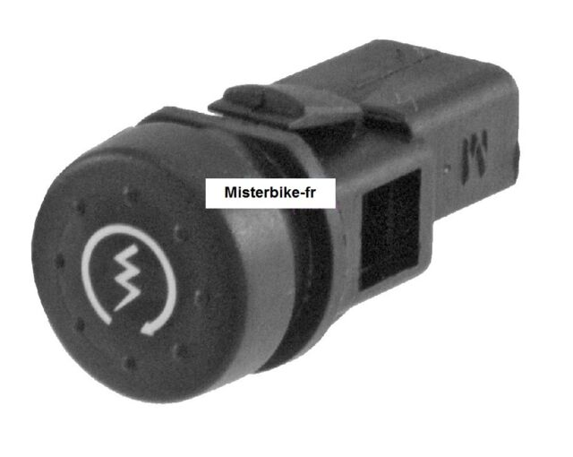 Commodo/ bouton Démarreur Starter Piaggio X8 200/X-evo 125 250 400  (58057R)
