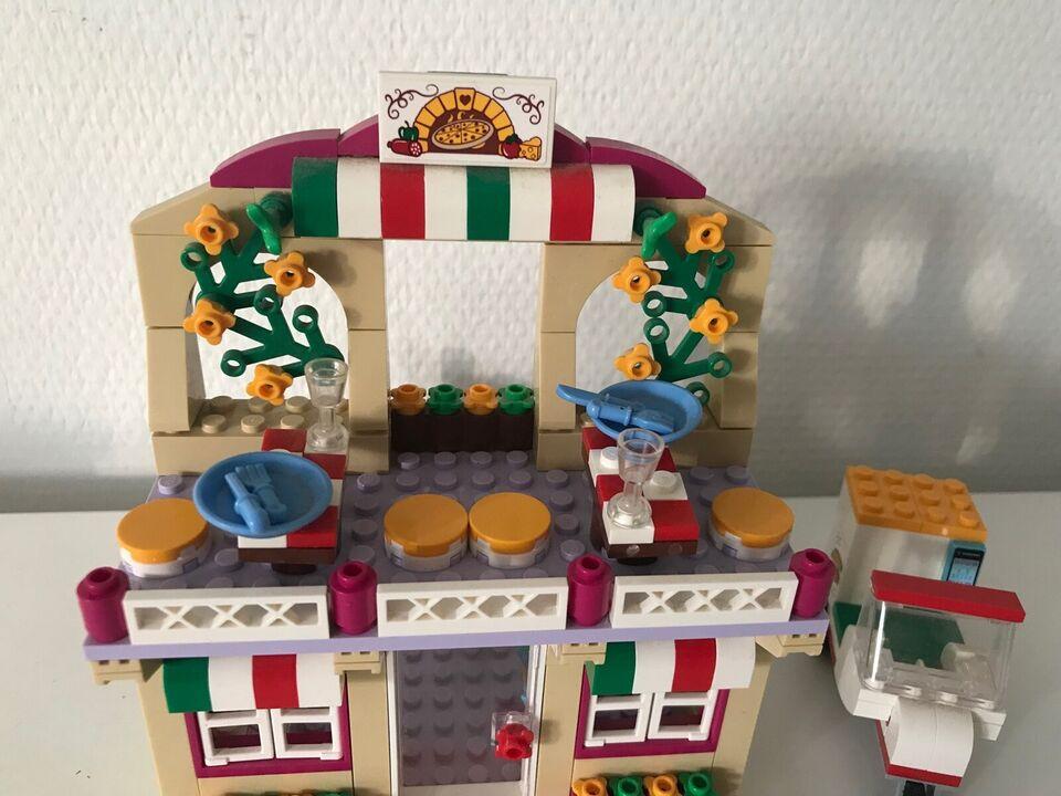Lego Friends, Lego friends. Heartlake pizzaria