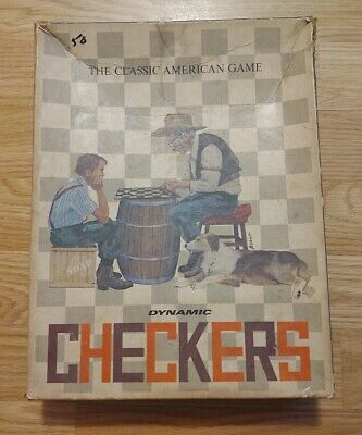Checkers An American Classic Toys & Hobbies Contemporary Manufacture