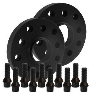 Blackline-Spurverbreiterung-20mm-mit-Schrauben-schwarz-Alfa-159-939-alle-05-11