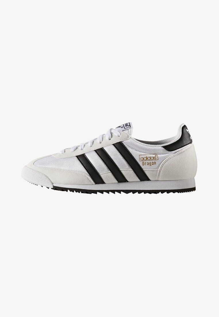 ADIDAS MENS ORIGINALS DRAGON OG WHITE TRAINERS NEW+BOXED SIZE 3.5,4,4.5 WOW