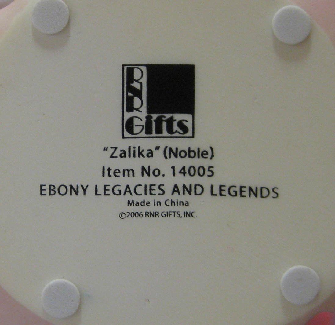 Tejini Ebony Legacies /& Legends Figurines