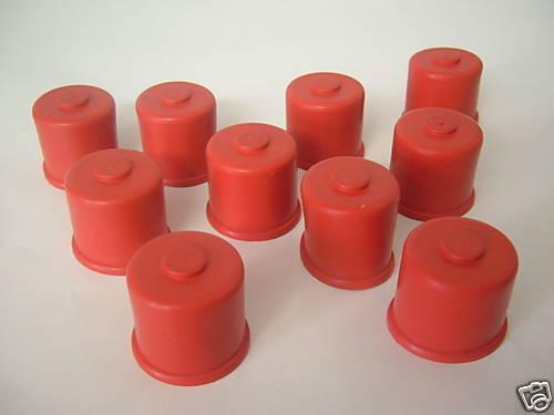 10 Mostkappen Flaschenkappen Gr.1-3//8 u.1//2 l Flaschen