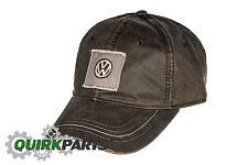 Genuine VW Volkswagen Driver Gear Accessories Wolfsburg Style Cap ... f7424c4fde65