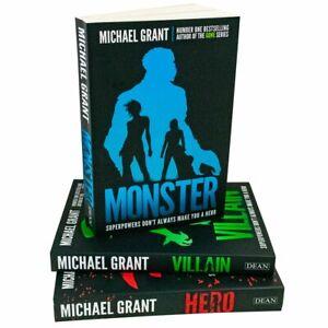 Michael-Grant-The-Monster-Series-3-Books-Collection-Set-Monster-Villain-amp-Hero