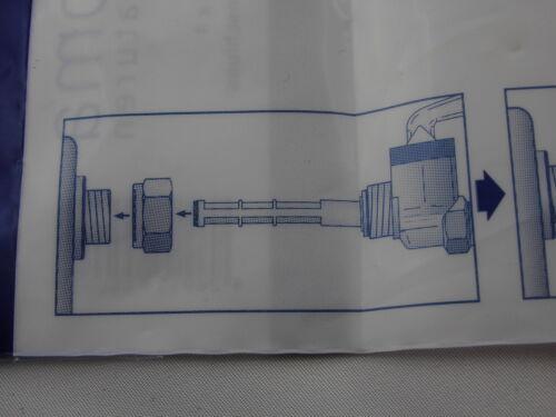 "Benzinhahn NSU M12x1 QUICKLY 1A Qualität /""made in germany/"" fuel tap"