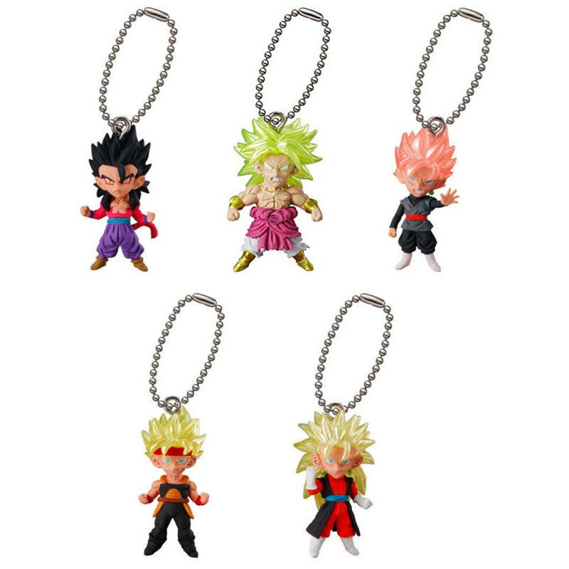 Dragon Dragon Dragon Ball Super UDM The Best 24 Keychain Swing Collection 244161