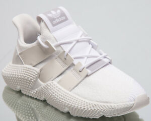 adidas Originals Prophere Grey One Men New White Lifestyle Sneakers ... 396722c37