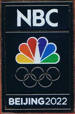 Classic Blue 2022 Beijing NBC Logo Olympic Pin | eBay
