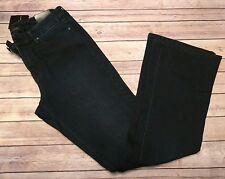 Women's Metaphor Amber Curvy Slim Boot Cut Jeans Marsala Size 12  NEW  $48