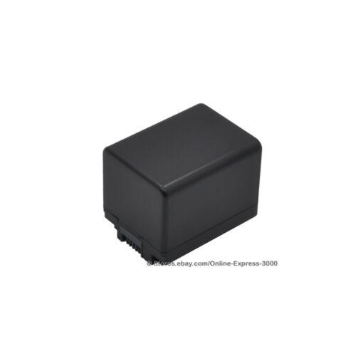 3000 Mah Bp-727 Inteligente De Batería Para Canon Vixia Hf R400 R500 R600 R60 P62