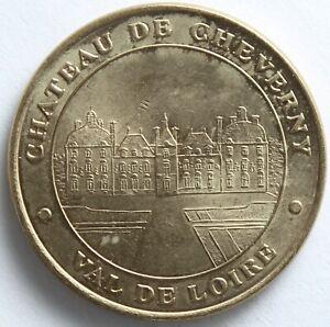 JETON-MDP-CHATEAU-DE-CHEVERNY-1999