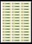 48-ETIQUETAS-PARA-MARCAR-ROPA-PERSONALIZADAS-TERMOADHESIVO-COLEGIO-ESCUELA miniatura 7