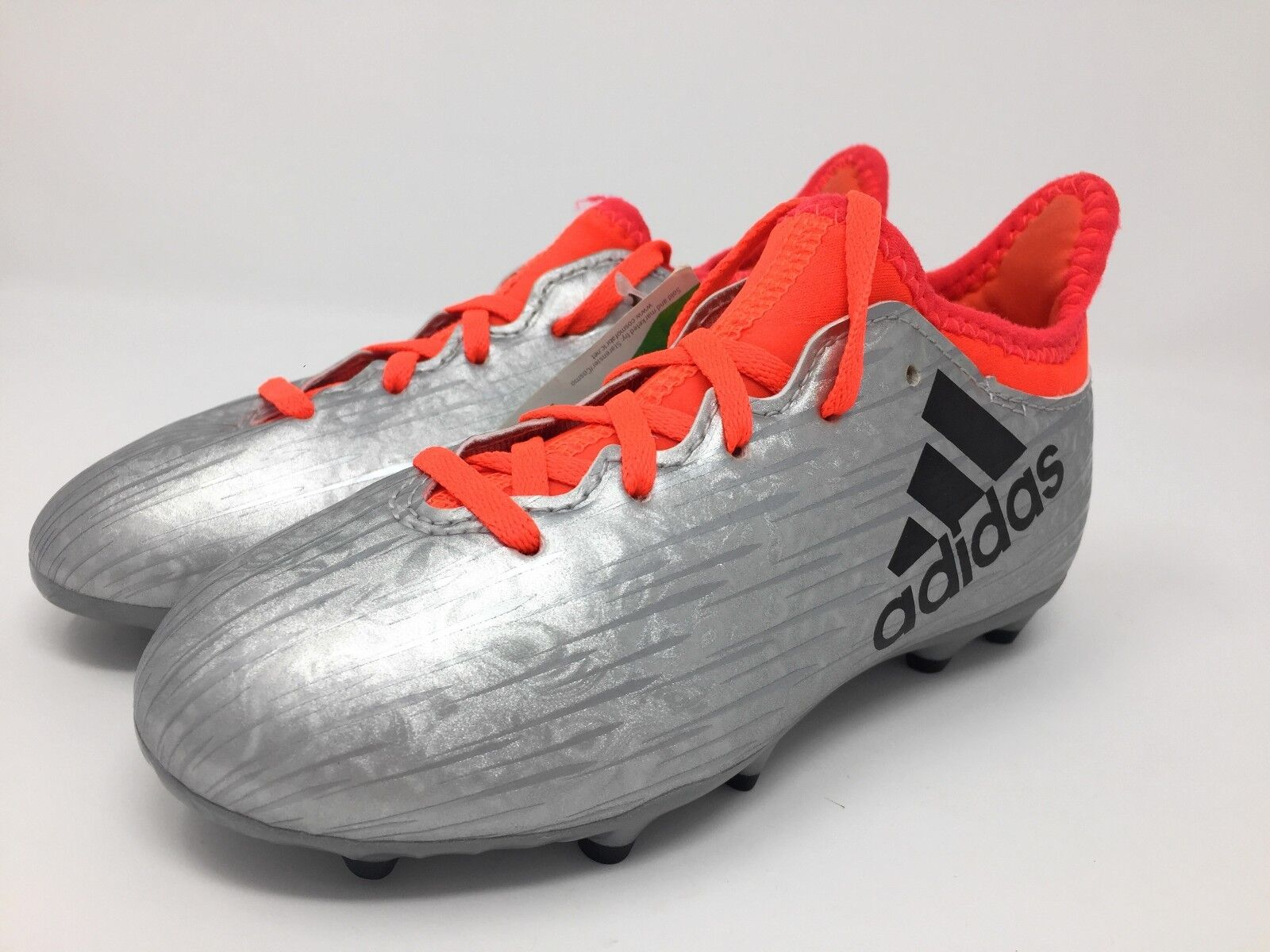 a15502ae22a Adidas Performance Kids  X 16.3 Firm Ground Soccer Cleats (Little Kid Big  Kid)