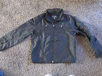 "mens armani jeans light weight jacket/coat size ukXL pit to pit 24"""