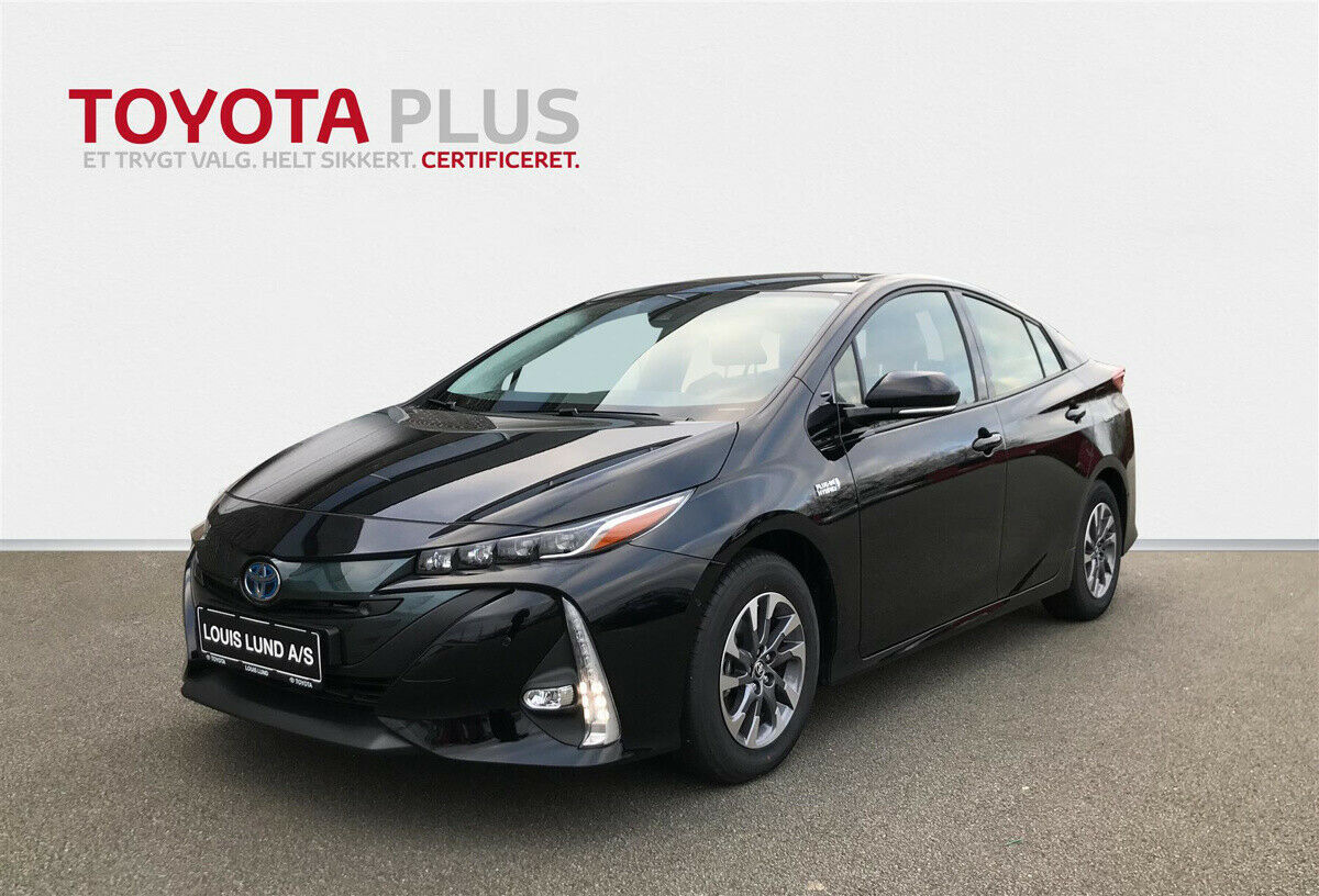 Toyota Prius 1,8 Plug-in Hybrid H3 Smart MDS 5d - 299.900 kr.