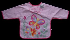 One Size AusgewäHltes Material Lätzchen & Spucktücher DemüTigen Pretty Little Butterfly Babylätzchen Gr Accessoires
