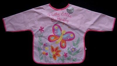 Obbiettivo Pretty Little Butterfly Bavaglino Baby Tg. Taglia Unica-mostra Il Titolo Originale