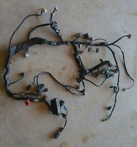 HONDA-CBR-600RR-OEM-MAIN-WIRING-HARNESS-ELECTRICAL-32100-MFJ-L10-2007-2012