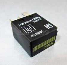 98-Vauxhall & Saab Turn Signal Flasher 4-Pin Black Relay 90508807 Tyco-A1301-X31