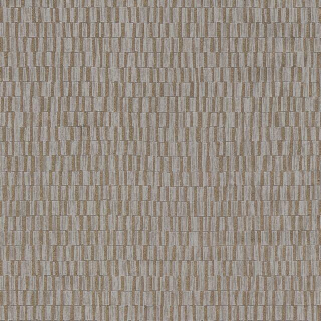 Greenwich texture carta da Parati Marrone/Oro-Belgravia 5113