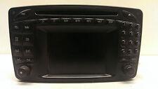 Original 2006 Mercedes Benz CLK500 W 209  Radio Navigation unit A 203 827 48 42