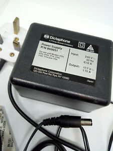 Dictaphone-P-N-860051-Power-Supply-for-Models-3714-2724-2714-2704-1724-1714-1704