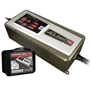 batterie ladeger t 4load charge box 7 0 12v 24v gel agm. Black Bedroom Furniture Sets. Home Design Ideas