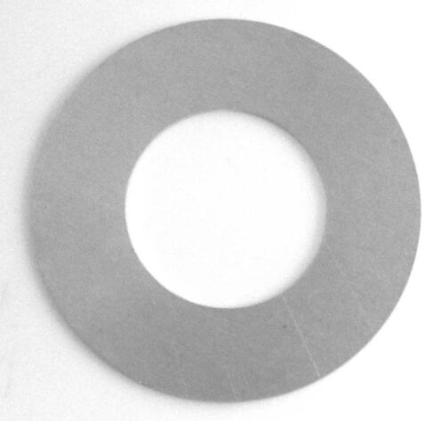 40mm OD 22mm ID  Round Aluminium Escutcheon