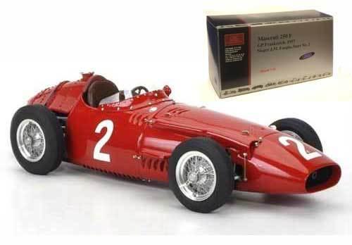 CMC M-102 Maserati 250F francés GP 1957-J M Fangio F1 World Champion  Escala