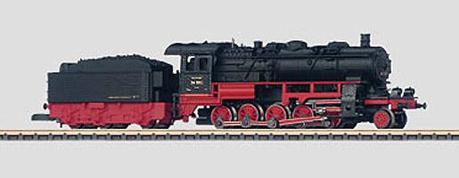 scala Z 88123 Locomotiva a vapore BR 58 CONFEZIONE ORIGINALE NUOVO