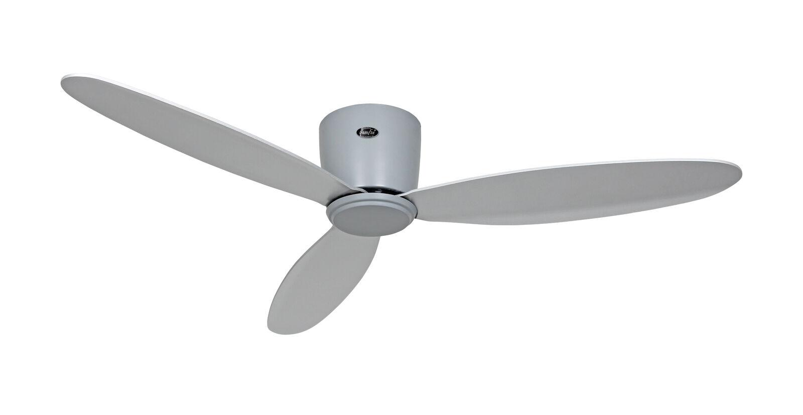 Ceiling fan CasaFan 311285 ECO PLANO II 112cm gray