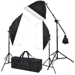 Photo-Studio-Photography-3pcs-Softbox-Light-Stand-Continuous-Lighting-Kit-2000W
