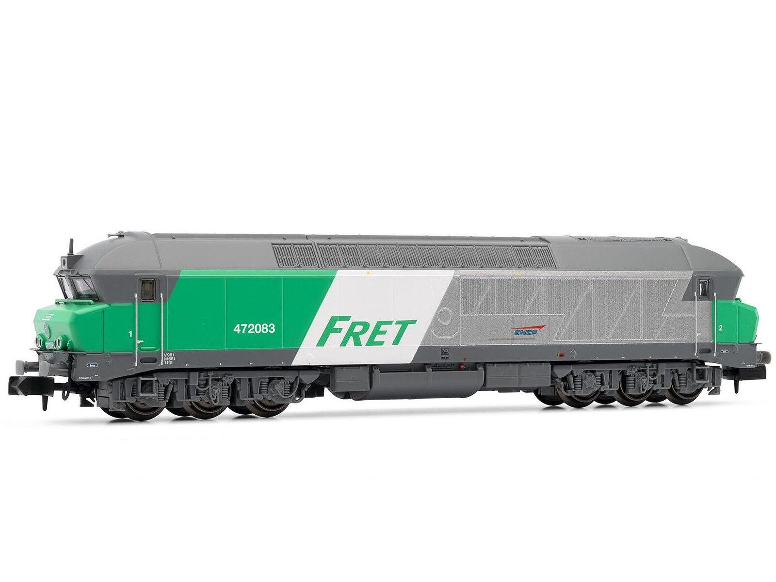 Arnold HN2385 - Diesellok CC 72000 SNCF Fret Ep. V - Spur N - NEU