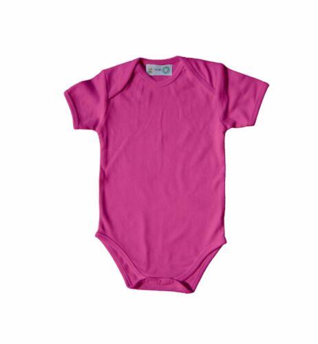 Kurzarm Baby Body BIO Baumwolle kurzärmlicher Bodysuit