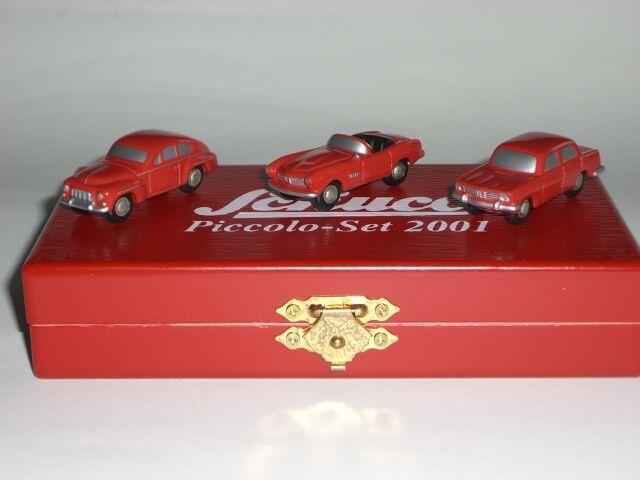 Schuco Piccolo año set 2001 450171400