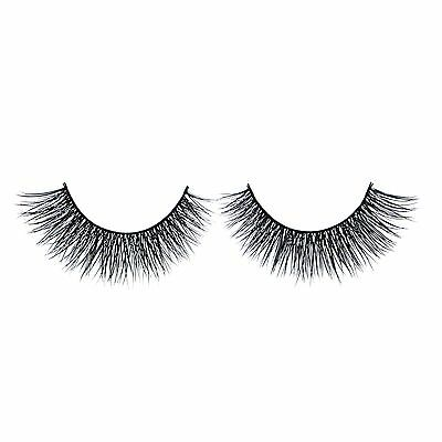 Real Mink Eyelashes Strip Lashes - Judy (For Flutter)