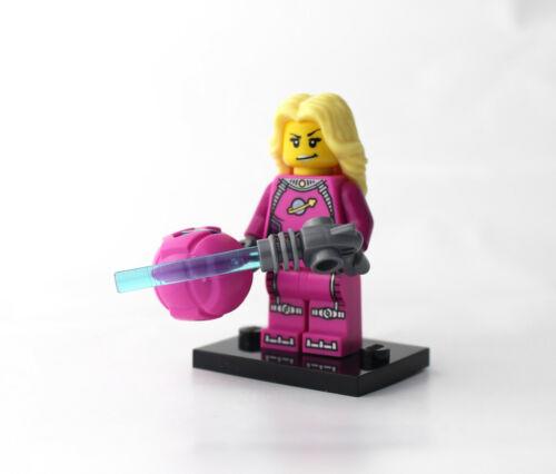 LEGO Minifiguren Minifigures 8827 Serie 6 Intergalaktische Heldin Space Rangerin
