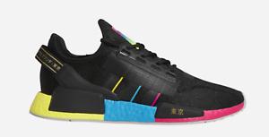 Details about adidas Originals NMD R1.V2 Black Bold Pink Aqua FY1251 Size 8 - 13 NEW