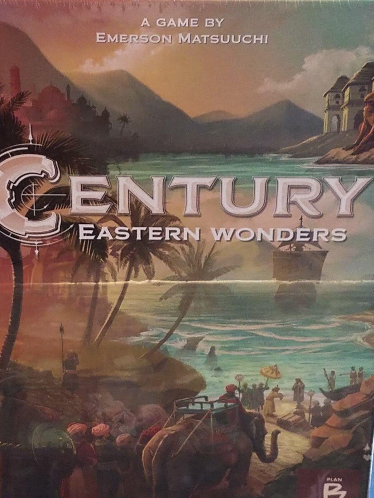 Century Eastern Wonders  - Plan B giocos tavola gioco nuovo  Spice strada Sequel   alta qualità