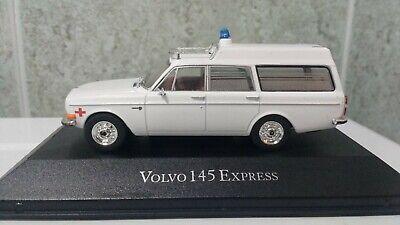 Atlas 1:43 Volvo 145 Ambulance