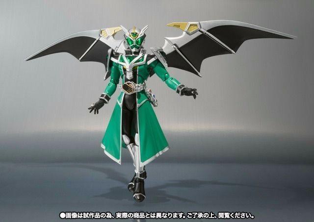 S.H.Figuarts Masked Kamen Rider WIZARD HURRICANE DRAGON Action FIgure BANDAI