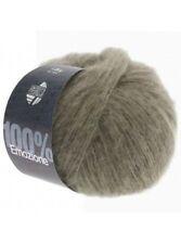 Fb Emozione Lana Grossa Wolle Kreativ 4 taupe 25 g